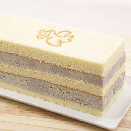 2入組【連珍】 芋泥雙層蛋糕(600g)含運
