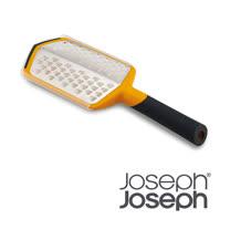 Joseph Joseph 可調式粗細刨片器-黃(附兩用收納盒)