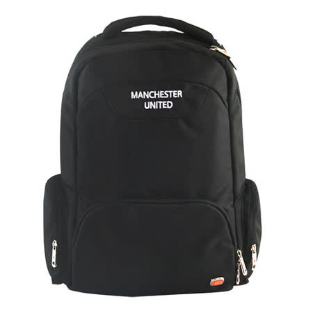 《購犀利》曼聯授權率性風格手提後背兩用包/電腦包PHB34752