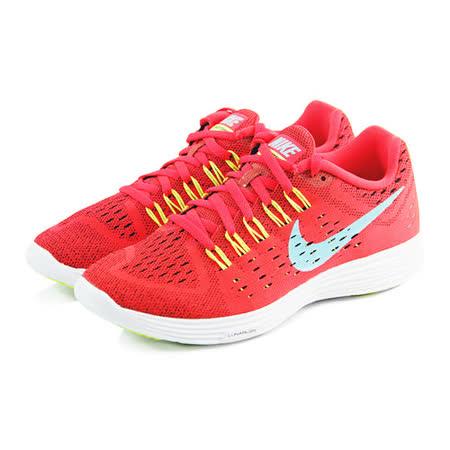 (女)NIKE WMNS NIKE LUNARTEMPO 慢跑鞋 紅/淺藍-705462600