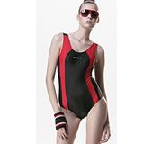 【SARBIS】MIT大女連身三角泳裝附泳帽B91262