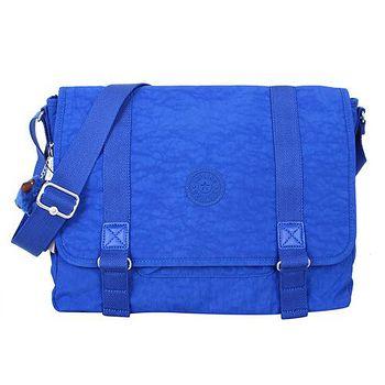 Kipling 翻蓋斜背包背包(藍) _301024-03