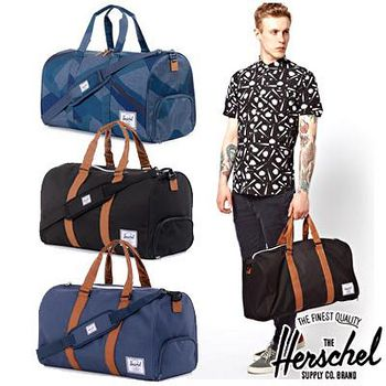 HERSCHEL Novel Duffles 旅行袋 -3色
