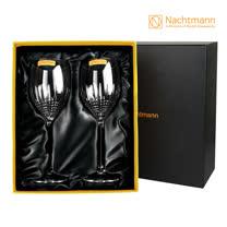【NACHTMANN】德國製造莊園水晶高腳杯(2入禮盒組)