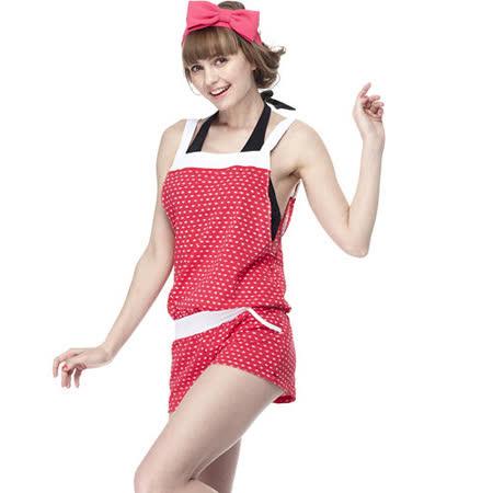 【SARBIS】MIT大女比基尼三件式泳裝附泳帽B93418