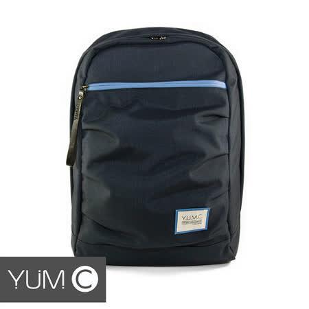美國Y.U.M.C. Haight城市系列Day Backpack經典筆電後背包 深海灰