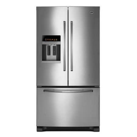 (福利品)MAYTAG美泰克-724L歐式貴族3門電冰箱 MFI2665XEM