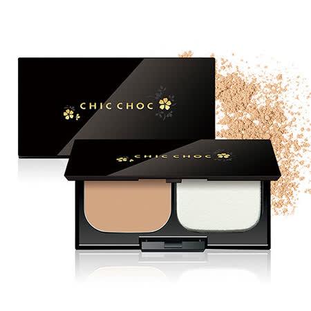 CHIC CHOC 柔光粉餅(含盒) SPF22 PA++ 8.5g  #03健康膚色