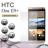 VXTRA HTC One E9 / E9+ 雙卡機 共用 高透光亮面耐磨保護貼