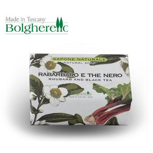 【Bolgherello 柏莉歐】天然精油手工香氛皂~紅芹茶香 100g