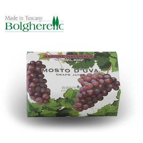 【Bolgherello 柏莉歐】天然精油手工香氛皂~醇香葡萄 100g