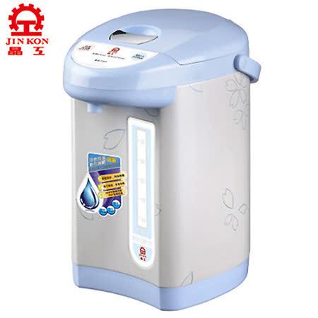 晶工牌4.0L電動熱水瓶 JK-8640