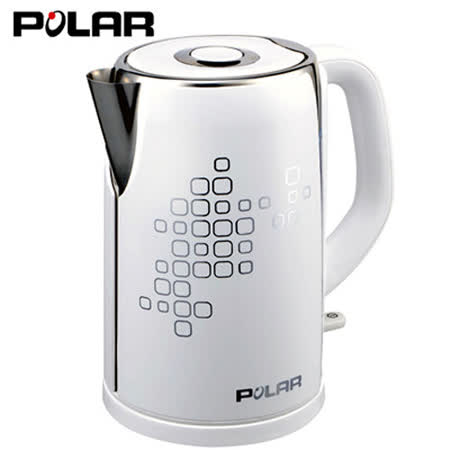 【POLAR】1.7L無線快速電茶壺 PL-1732