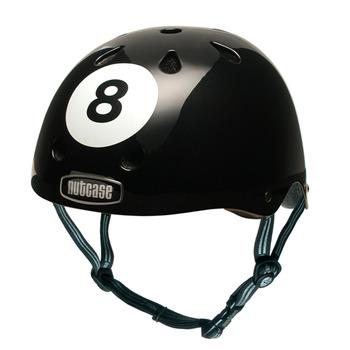 【hilltop山頂鳥】NUTCASE彩繪安全帽T41C02-2001/8 BALL