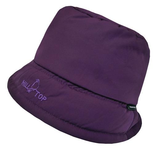 【hilltop山頂鳥】漁夫雙面帽H41XO0-深紫