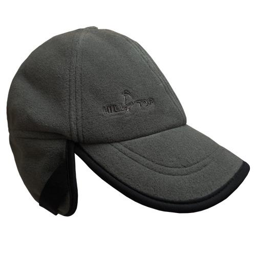 【hilltop山頂鳥】WINDBLOC防風棒球遮耳帽H41XF6-深灰