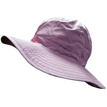 【hilltop山頂鳥】抗UV可收納帽S01XC7-淺紫