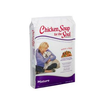 Chicken Soup心靈雞湯 熟齡犬 潔牙/護骨配方 15磅 X 1包