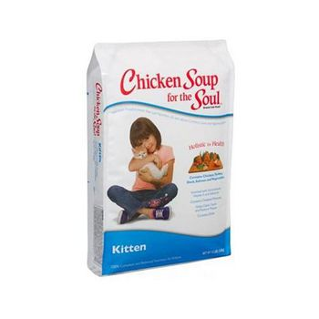 Chicken Soup心靈雞湯 幼母貓 潔牙/抗氧化 配方 貓糧 5磅 X 1包