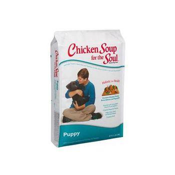 Chicken Soup心靈雞湯 幼母犬 潔牙/抗氧化配方 犬糧 5磅 X 1包