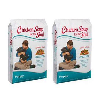 Chicken Soup心靈雞湯 幼母犬 潔牙/抗氧化配方 犬糧 5磅 X 2包