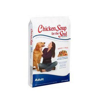 Chicken Soup心靈雞湯 挑嘴成犬 潔牙/抗氧化配方 5磅 X 1包