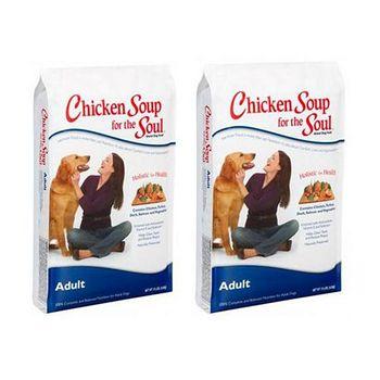 Chicken Soup心靈雞湯 挑嘴成犬 潔牙/抗氧化配方 5磅 X 2包