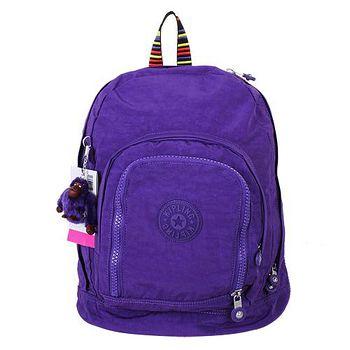 Kipling 後背包(紫) _301023-05