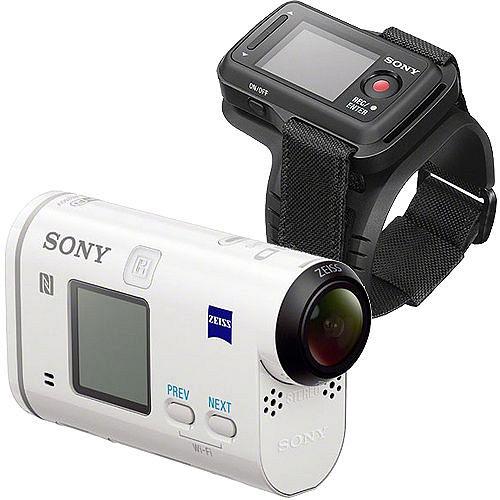 SONY HDR-AS200VR 數位攝影機(公司貨)-加送32G記憶卡+專用電池+專用座充+小腳架+讀卡機+清潔組