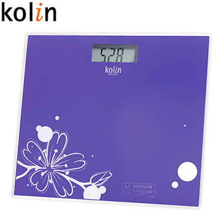 歌林自動電子體重計 KWN-LN009