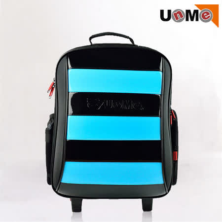 【UnMe】小蜜蜂系列鏡面書包(藍色)