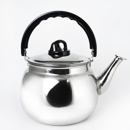 [百貨通]26CM 泉光不銹鋼笛音茶壺-7L 大容量開水壺泡茶壺