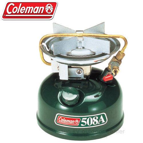 ~美國 Coleman~508A去漬油單口氣化爐. 款汽化爐.單口爐.高山爐 火力約212