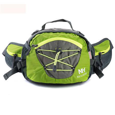PUSH!旅遊戶外休閒用品手提包腰包肩胞旅行包自行車腰包登山包8L