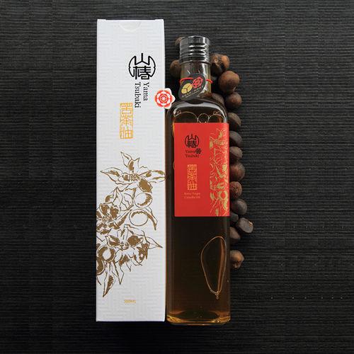 【山椿】特級苦茶油(500ml/瓶)