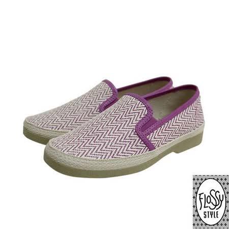 (女款)Flossy-Palmira系列-紫紅色