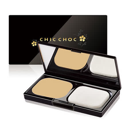 CHIC CHOC 櫻美姬持久粉餅(含粉餅盒)