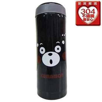 熊本縣 熊本熊#304真空保溫杯(420ml)