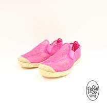 (女款)Flossy-Linares款-粉紅蕾絲