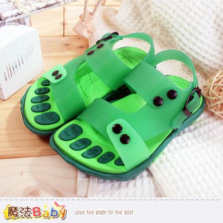 魔法Baby~果凍繽紛水陸兒童涼鞋 sh6059