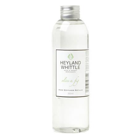 【H&W英倫薇朵】無花果橄欖擴香補充精油(200ml)