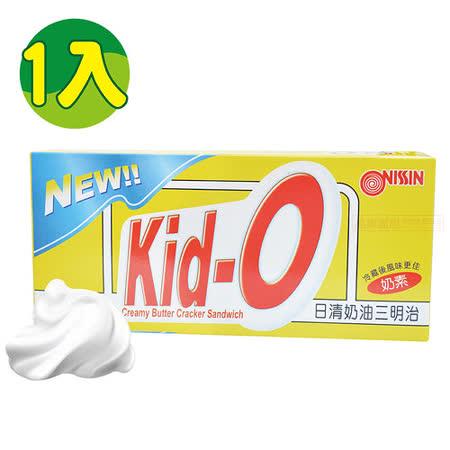 【KID-O】日清奶油三明治1盒