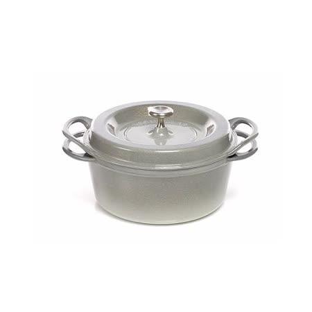 日本Vermicular琺瑯鑄鐵鍋18cm(珍珠灰)VPOT18-GY