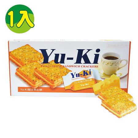 【YU-KI】起司夾心餅1盒