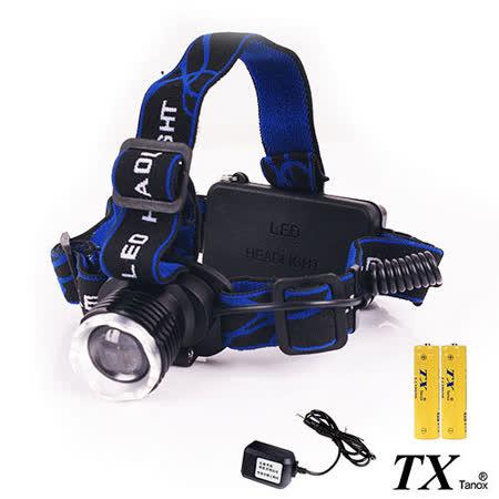 【特林TX】美國CREE XPE LED無段前後變焦照明頭燈(HD-XPE-21)