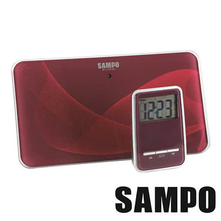 『SAMPO 』☆聲寶 紅外線分離式BMI體重計 BF-L1301ML
