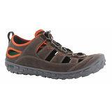 HI-TEC英國戶外(男款咖啡)水陸護指涼鞋/戲水溯溪,休閒旅遊O004503041