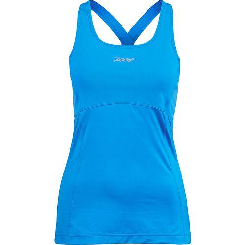 ZOOT 級美背式緊身 背心 女  水藍  Z1504002
