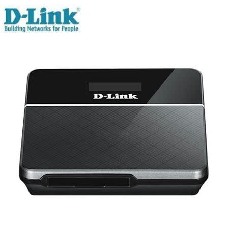 D-Link 友訊 DWR-932 4G LTE 可攜式無線路由器