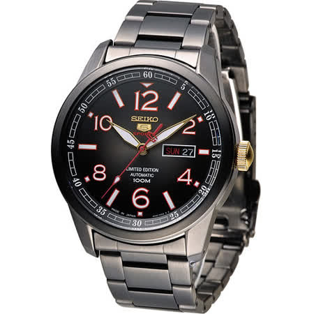 SEIKO SPORTS 限量精工5號機械腕錶 4R36-03X0SD SRP647J1